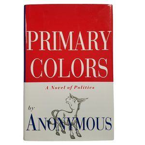 Other - Primary Colors by Anonymous HC hardcover book